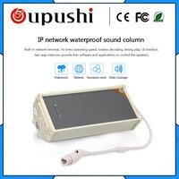 OUPUSHI NS 520A PA системы активный динамик Колонка Открытый Беспроводной IP s