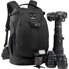 Black Lowepro Flipside 400 AW Flipside 500 AW camera digital camera DSLR bag backpack for nikon