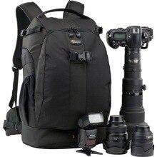 Negro Lowepro Flipside 400 AW Flipside 500 AW cámara digital cámara DSLR bolsa mochila para nikon