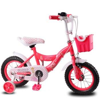 Nuovo Rosa 3 A 5 Anni di Età Ciclismo 12 Pollici Per Bambini In Bicicletta All'aperto Cyclette Oufa Bike Store