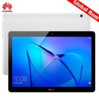 Оригинальный Планшеты 9,6 дюймов huawei MediaPad T3 10 AGS W09 Tablet PC 2 ГБ 16 ГБ EMUI 5,1 Qualcomm SnapDragon 425 4 ядра 4x1,4 ГГц