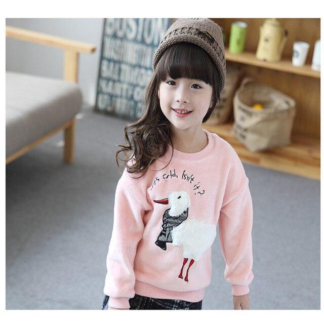 Более новые дети с бархатной зима теплая первый оказать подкладки верхней одежды детских пальто дверь розово-к-ты поставке двери