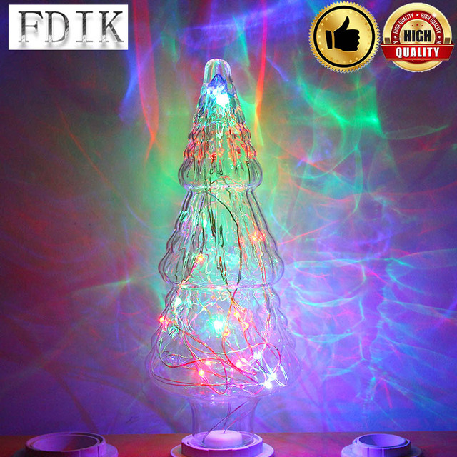 ac85 265v e27 led light holiday decoration bulb christmas tree shape copper line light led