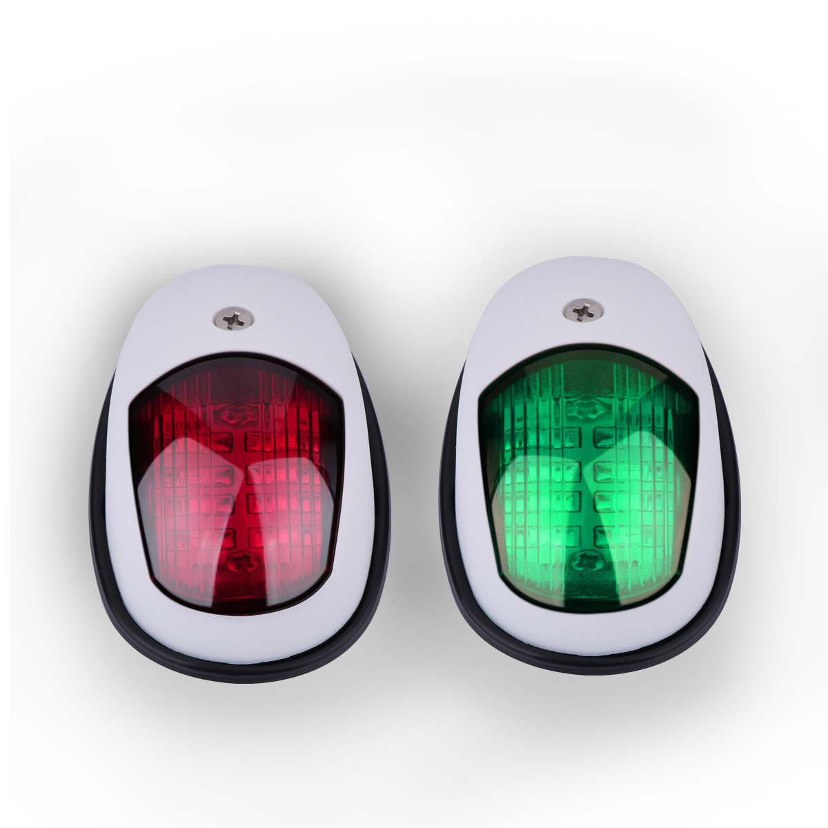 Boat Parts & Accessories Atv,rv,boat & Other Vehicle 2pcs Waterproof Boat Navigation Light Green And Red Marine Led Starboard And Port Side Light Ip66 For Boat Yacht Dc 10-30v
