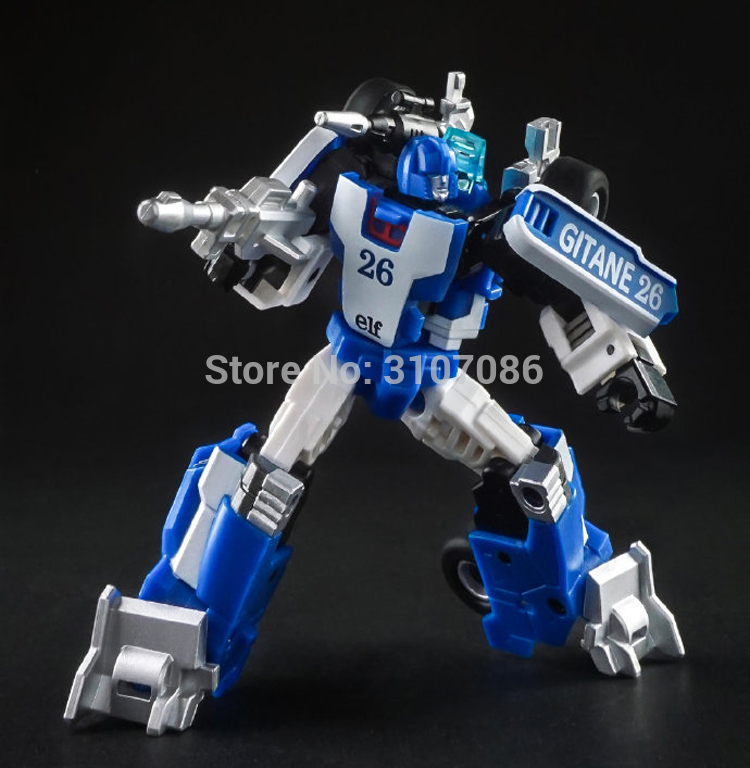 Iron Factory Transformation IF EX 37 EX37 Mirage Action Figure Robot Toys-in Action & Toy Figures from Toys & Hobbies    1