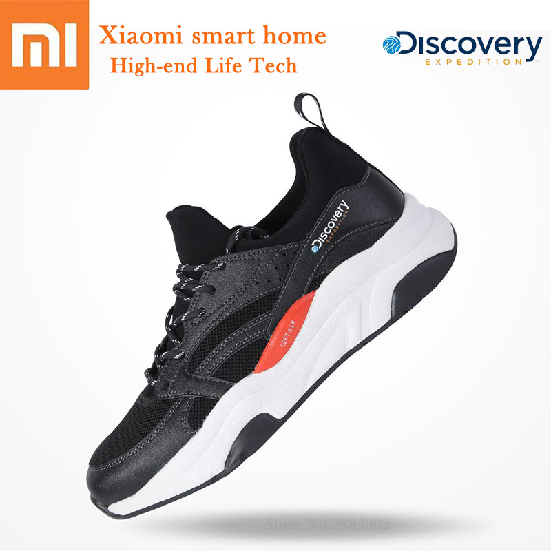 Xiaomi Men Fashion Running Shoes Shock Absorb Breathable Comfortable Sneakers Sports Shoes PK Retro Sports Shoes For Smart HomeXiaomi Men Fashion Running Shoes Shock Absorb Breathable Comfortable Sneakers Sports Shoes PK Retro Sports Shoes For Smart Home