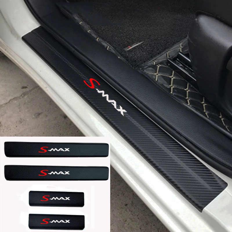 накладки на пороги с подсветкой ford s-max