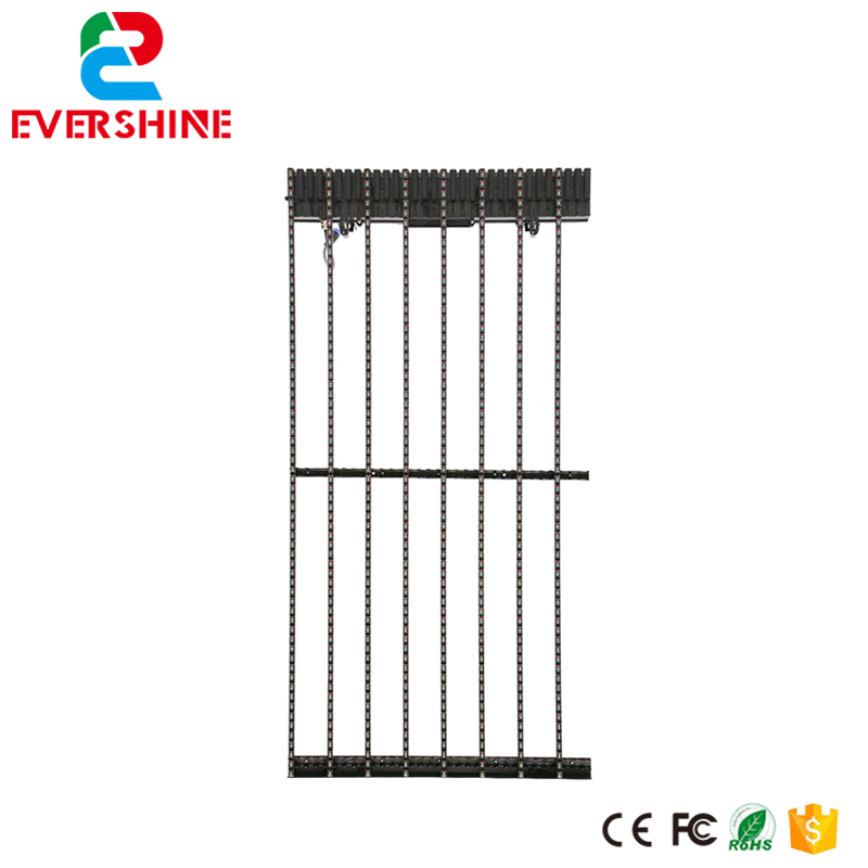 2017 Innovative design DIP346 Full color LED Grille transparent screen p60 outdoor video panel yestar hair 1 5clips dip 5clips 110g 60 16colors gh013