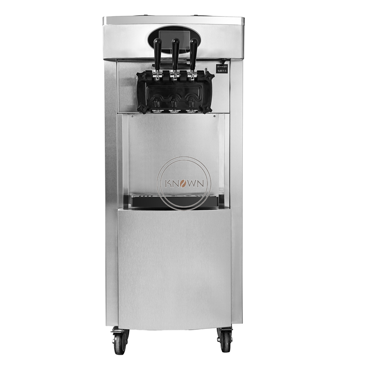 2019  Commercial automatic vertical ice cream soft machine intelligent sweetener ice cream machine2019  Commercial automatic vertical ice cream soft machine intelligent sweetener ice cream machine
