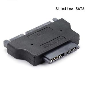 Image 3 - Adaptateur SATA Slimline série ATA 7 + 15 22pin mâle à Slim 7 + 6 13pin adaptateur femelle pour ordinateur portable HDD disque dur cd rom