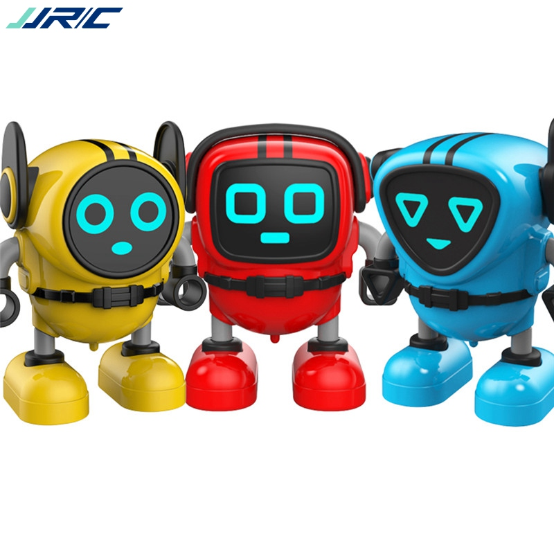 Original JJRC R7 Detachable Removable Gyroscopes Top Gyro 3-Modes Wind-up Car Launching Mode RC Robot Toy