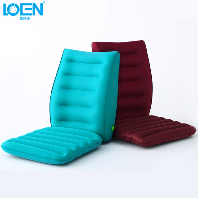 Us 21 52 1 Pcs Car Aerated Seat Covers Tpu Car Seat Cushion Breathable Inflatable Seat Cushion Red Blue Soft Seat Cover For All Vehicles In