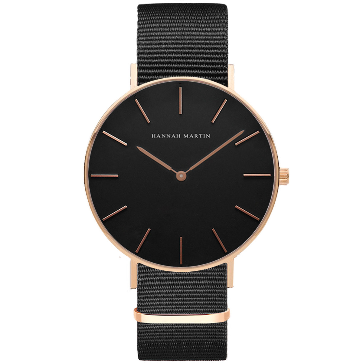 Hannah Martin font b men b font font b watches b font 2017 top brand luxury