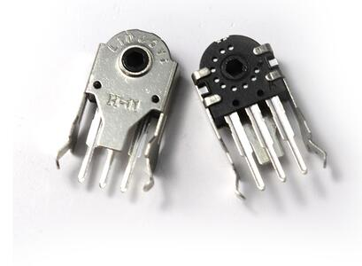 10pcs 7MM 9MM 11MM Mouse Encoder 11mm Wheel Decoder Mouse Switch Connector H-7 H-9 H-11 Mm Repair Roller Hot