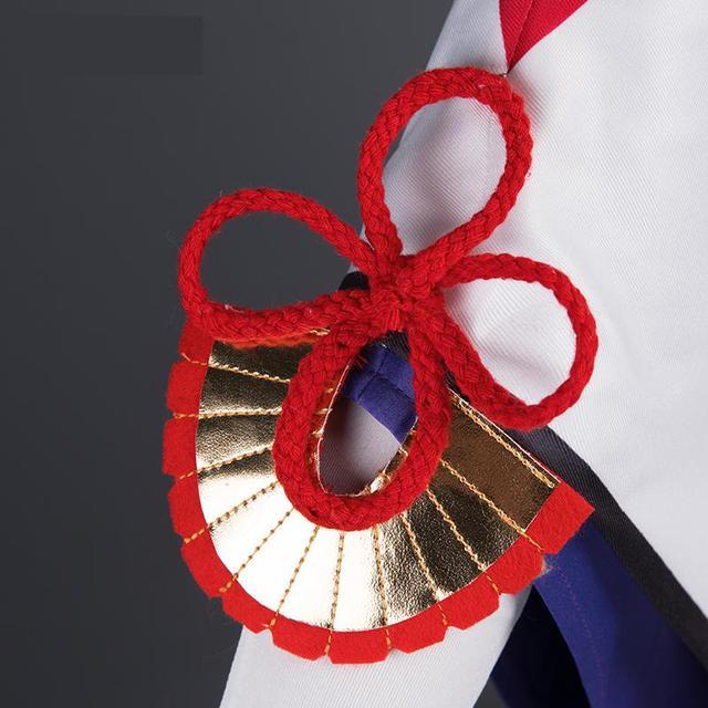 Onmyoji Yuki Onna Cosplay Japanese Snow Fairy Idolized Kimono Costume Japanese Uniform Game Cosplay 5