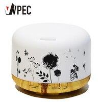 ¡Superventas! difusor ultrasónico de aroma para aromaterapia humidificador de aire VVPEC 500ml amazon|Humidificadores| |  -