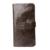 Gubintu genuínos homens de couro carteiras de design da marca famosa do vintage titular do cartão bolsa da moeda saco bolsos longo da embreagem de alta qualidade