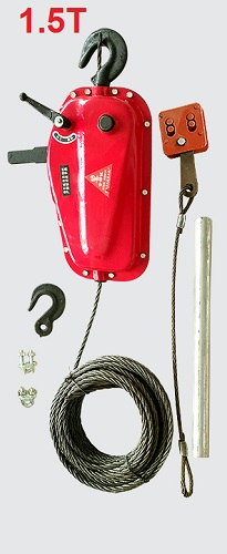Hand Winch Block Steel Wire Rope Hoist Commodities Are Available Without Restriction Back To Search Resultstools Sunny 1.5t--3tx20m--30m Manual Wire Rope Pulling Hoist For Suspended Electric Platform