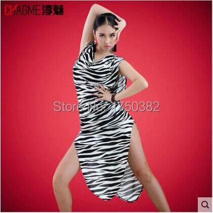 Nueva llegada traje de Danza Latina sexy cinturón vestido Latino 5 colores  deep V cuello vestido de las mujeres vestido de noche f33a7f7e49a9