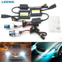 1set AC 12V 35W H1 H3 H7 H8 H10 H11 9005 9006 Xenon HID Kit Car