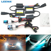 1set AC 12V 35W H1 H3 H7 H8 H10 H11 9005 9006 Xenon HID Kit Car