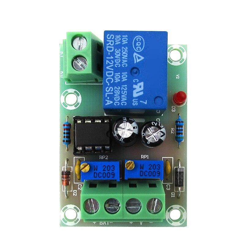 New Hot Battery Charging Control Board Smart Power Supply Switch Module 12V/24V 6-60V
