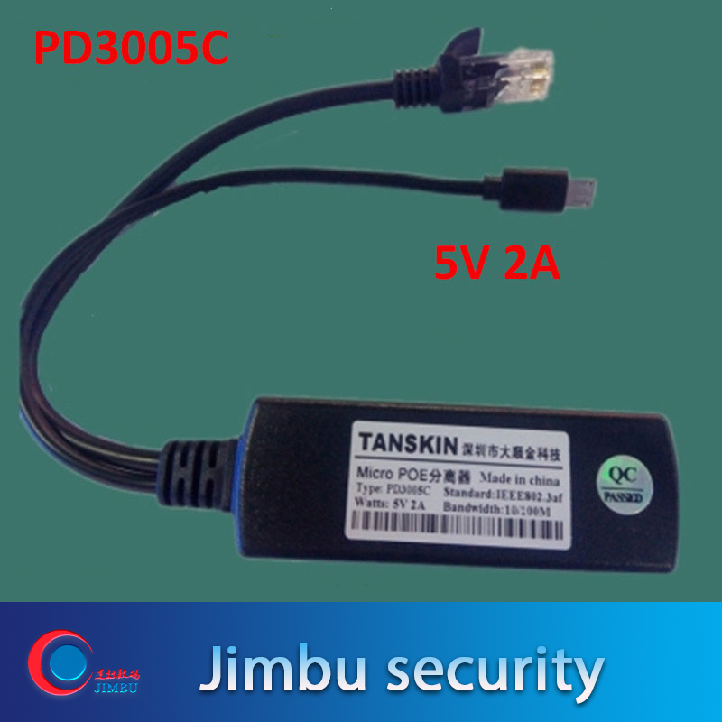 POE Spilitter PD3005C Power Supply Module For Cctv IP Camera 5V 2A Achieve POE Function PD3005C