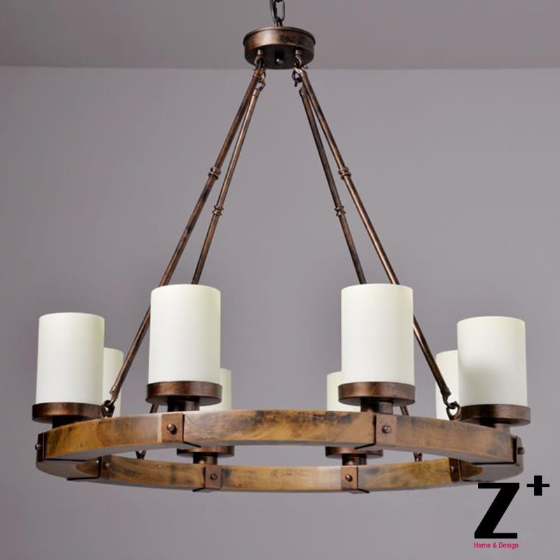 Popular White Wood ChandelierBuy Cheap White Wood Chandelier lots – Wood Iron Chandelier
