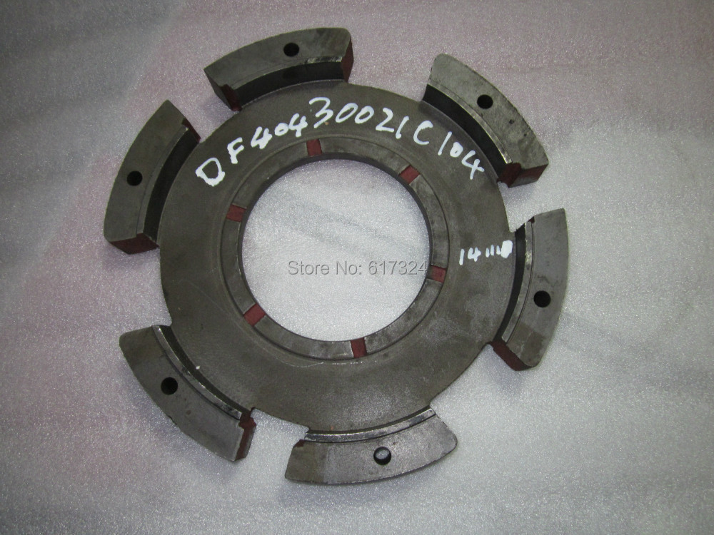 DONGFENG tractor 30 40 series, the Fixed Pressure Plate, part number: 300.21C.104 cxa l0612 vjl cxa l0612a vjl vml cxa l0612a vsl high pressure plate inverter