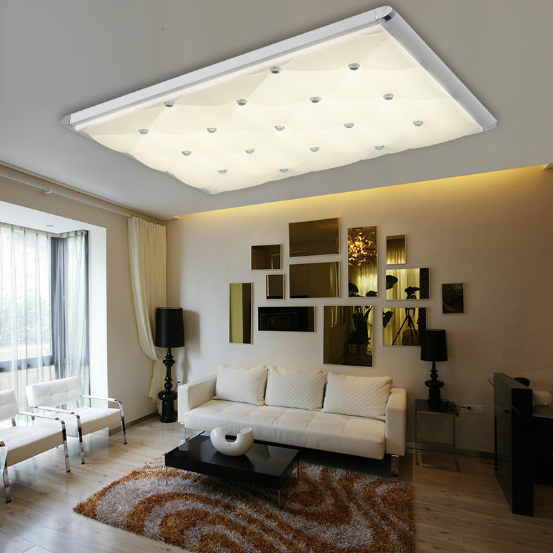 2017 Surface Mounted Modern Led Ceiling Lights For Living
