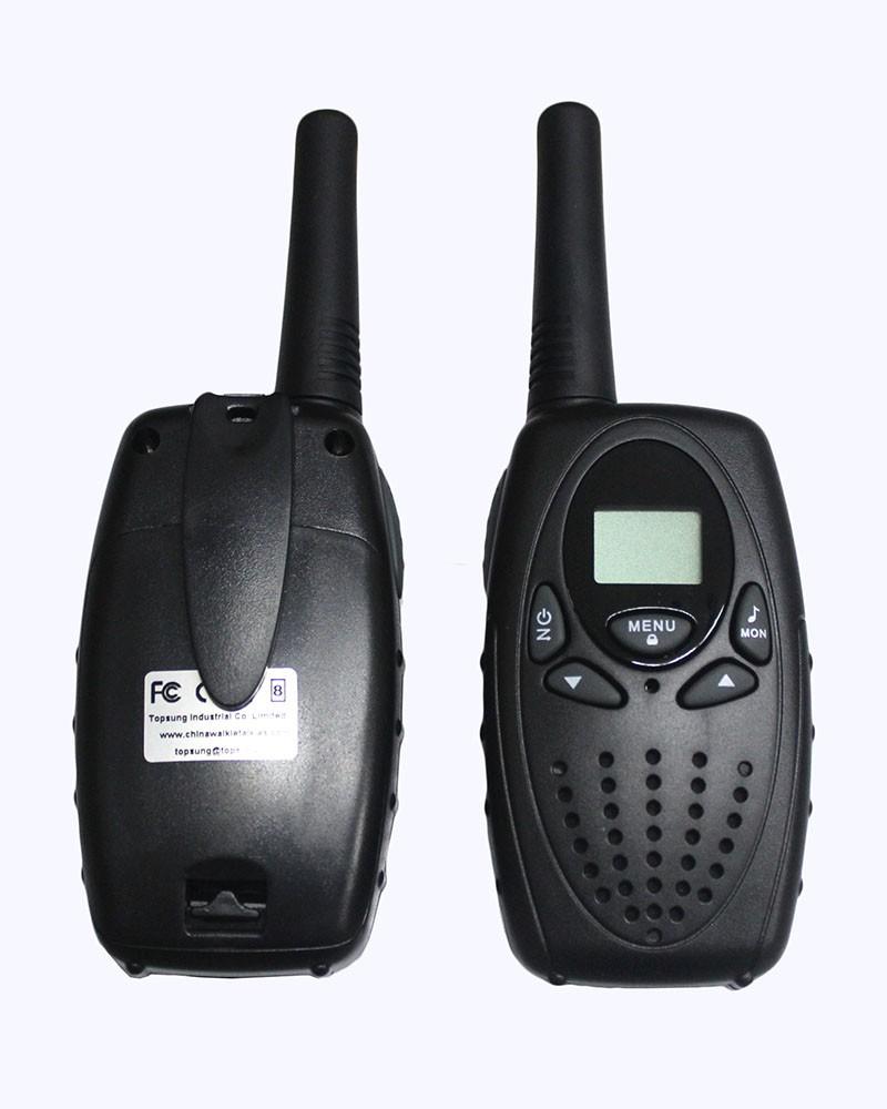 walkie talkie 628 black-2