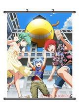 Japan Anime Assassination Classroom Home Decor POSTER WALL Scroll