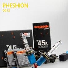 YEAKY y trajes destacando PHESHION 35 W OCULTÓ la lámpara de xenón + 45 W lámpara de xenón de lastre combinación suite Buick cubierto HIR2/9012 Luz de la Cabeza