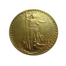 Дата 1908 1908-D 1908-S 1909 1909-D 1909-S 1910 1910-D США$20 Saint Gaudens копия монет