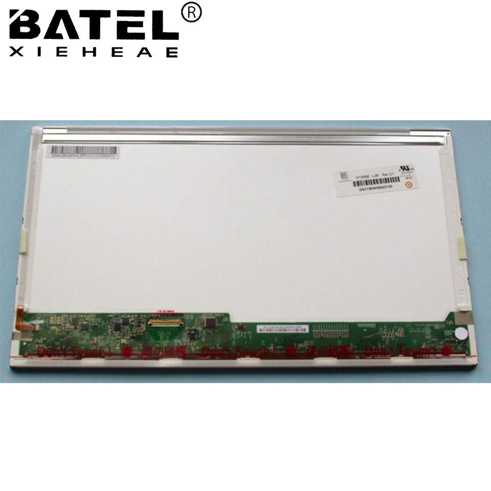 For Lenovo G500 G505 G510 G550 G555 G560 G570 G575 G580 G585 B560 v580 Matrix LCD Screen LED Display 1366x768 40Pin Monitor for lenovo k29 k27 lcd screen display monitor edp 30pins 1366 768 good quality original