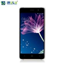 "iRULU DOOGEE X10 5"" 3G Smartphone Android 6.0 MTK6570 Dual Core 512MB+8GB ROM Rear 5MP Dual SIM Cellphone 3360mAh Mobile Phone"