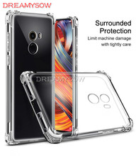 TPU Phone Case For Xiaomi Mi 9 9SE 8 A2 Lite 6X A1 5X F1 Play Redmi Note 7 6 5 Pro 5A 5 plus 6 6A GO Anti-knock Clear Case Cover(China)