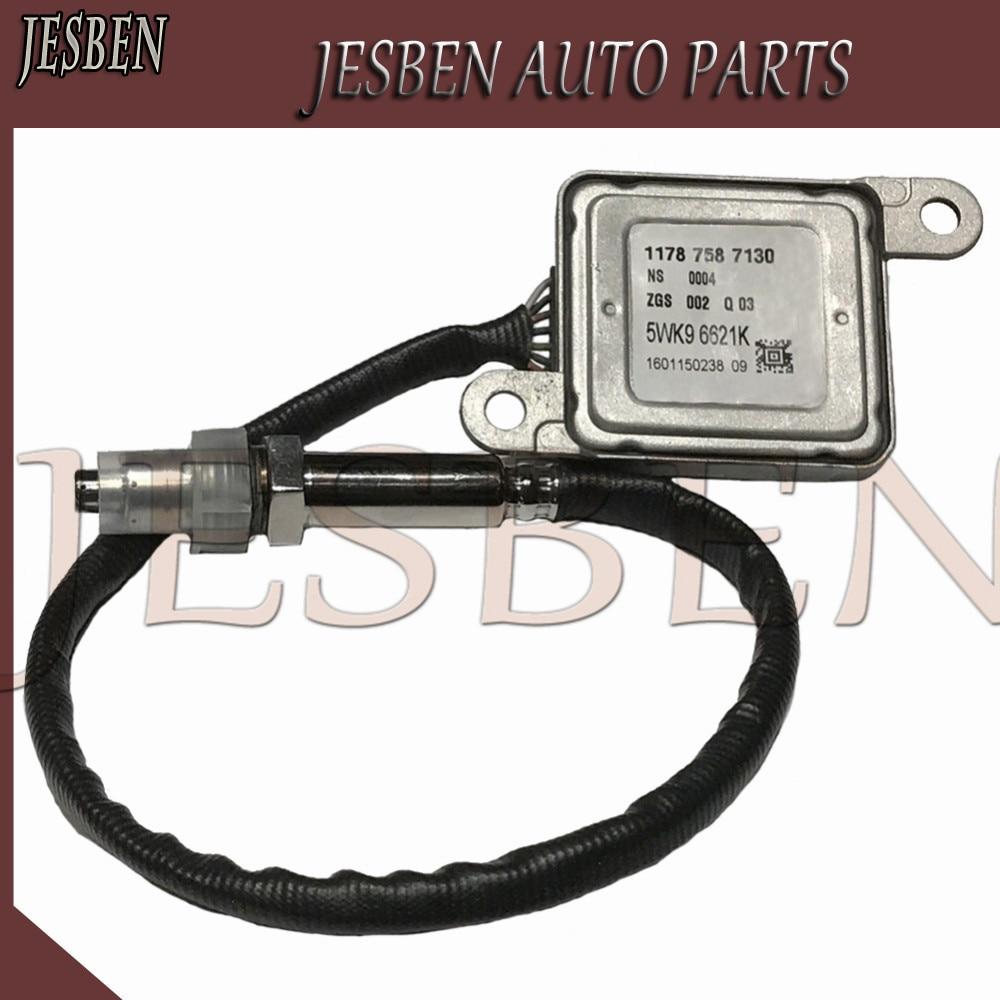 Brand New Nox Sensor 11787587130 5WK96621K 5WK96621J 11787587129 For BMW E81 E82 E87 E88 E90 E91 E92 E93 5WK9 6621K 5WK9 6621J