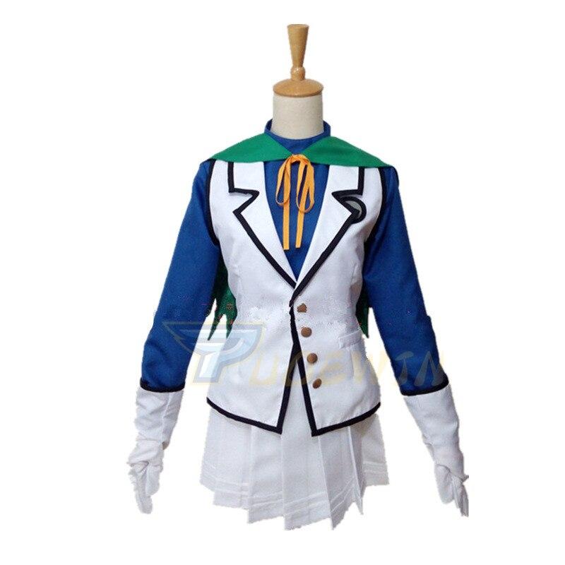 Anime Overlord Mare Bello Fiore Cosplay Costume