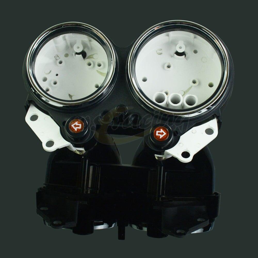 Мотоцикл измеритель скорости тактовый Инструмент Корпус измерительные приборы одометр тахометр корпус коробка крышка для Honda X4 1300 1997-2003