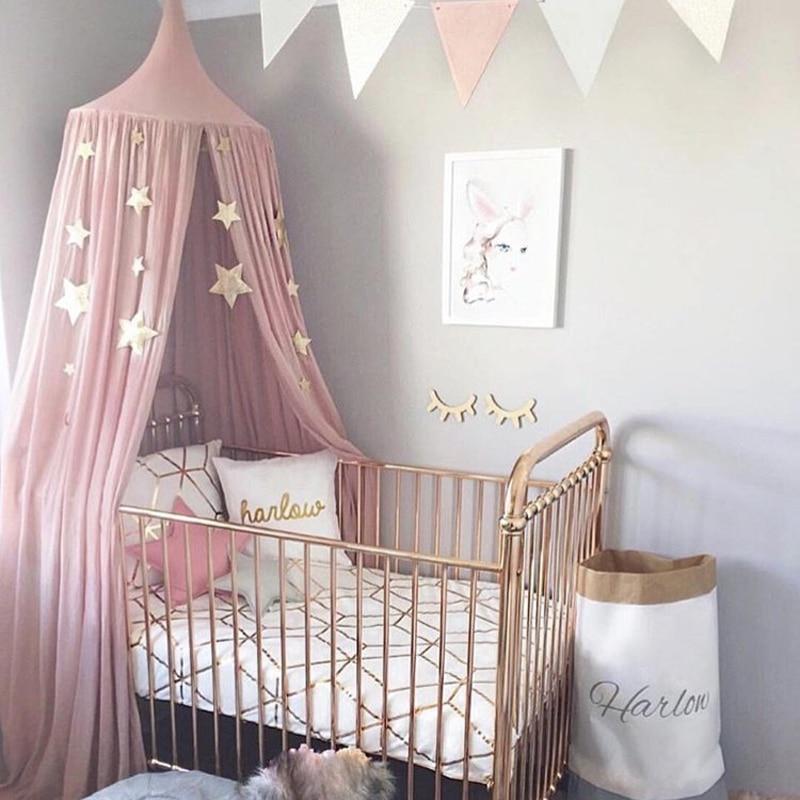 Nordic Party Dekorativna dječja soba Dome Bed Dekoracije Igrati - Tekstil za kućanstvo