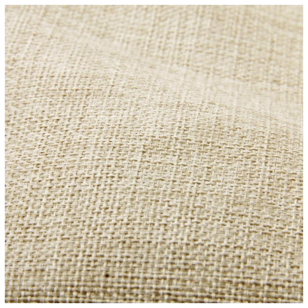 HOT GCZW-Linen Cotton Double Bed Sofa Layer Design Home Decor Pair LO + VE Head Pillow Cover