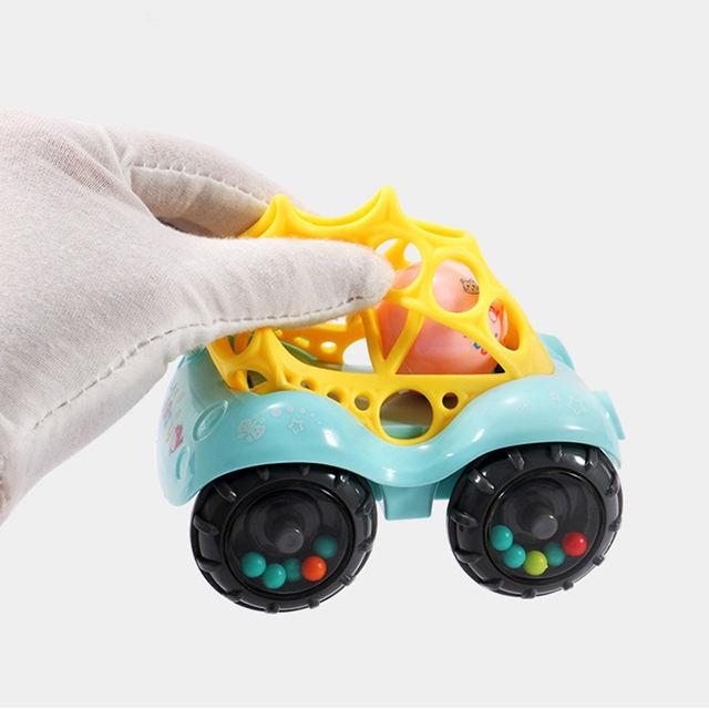 Non-toxic Plastic Baby Car Toys