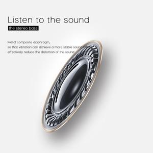 Image 4 - 20 pièces haute qualité 3.5mm dans loreille stéréo écouteur avec micro Logo J5 mains libres pour Samsung Galaxy S4