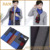 Hombres de invierno de tartán manta la bufanda a cuadros comprobado cuello caliente rejilla Tartan bufandas envío gratis