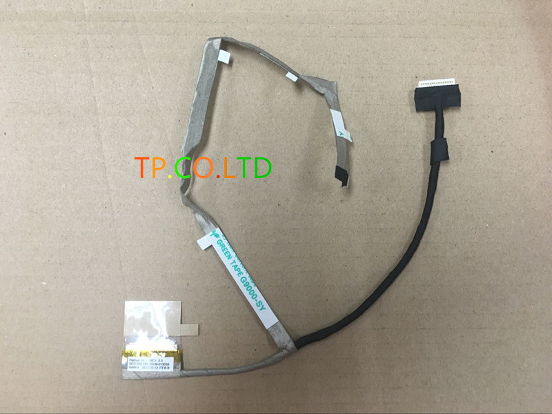 все цены на Genuine New BA39-01302A LCD CABLE For SAMSUNG NP370R5E NP450R5E NP470R5E NP510R5E LCD LVDS CABLE онлайн