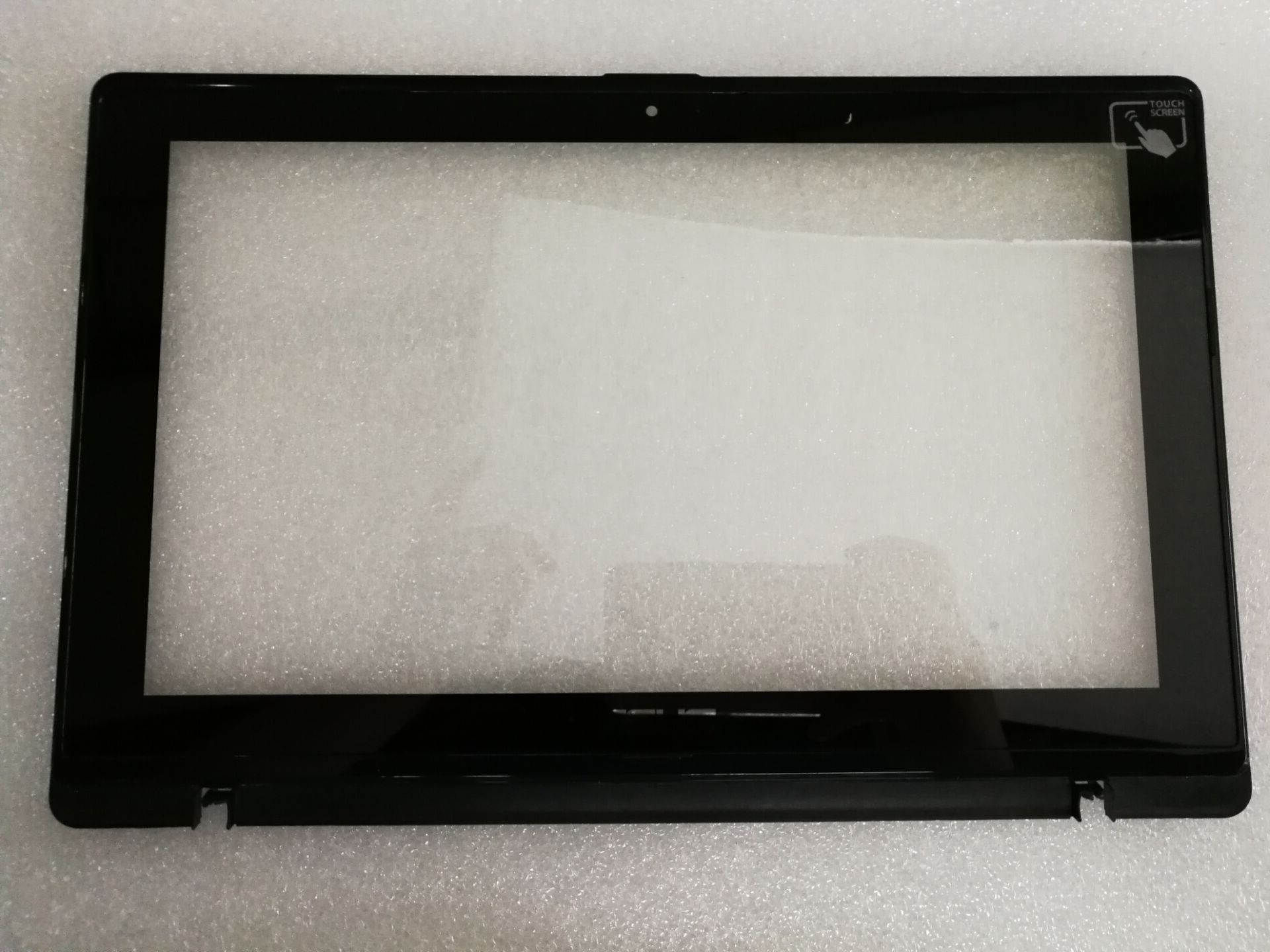 For Asus Vivobook X200MA X200CA X200LA Digitizer Touch Screen Glass with Frame TCP11F16 V1.1 13NB02X6AP0201