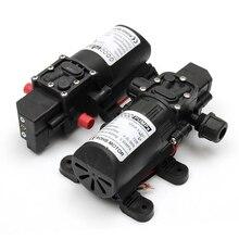 1pc New Small Safe Self Priming Pump DC12V 70W 130PSI 6L Min High Stable Pressure Mayitr