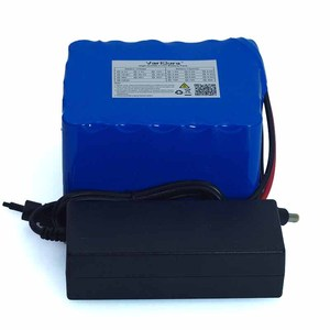 Image 5 - 24 v 10ああ6S5P 18650バッテリーリチウム電池24 v電動自転車原付/電気/リチウムイオン電池パッキング + 25.2v 2A充電器
