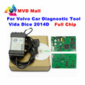 Full Chip With Green Board For Volvo Vida Dice Diagnostic Tool 2014D 2016 Newest With Vedio Vida Dice Pro For Volvo Car Scanner